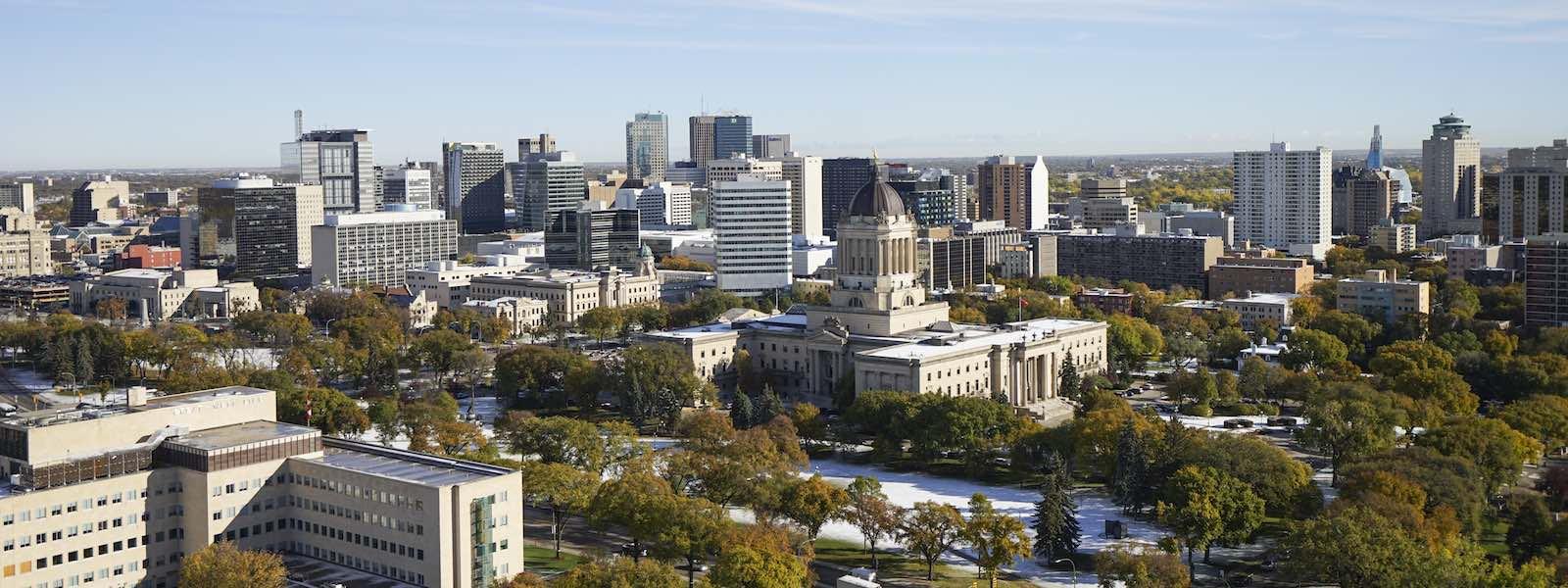 The Winnipeg Story