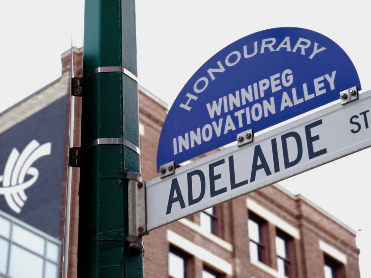 Winnipeg's thriving technology scene featured on Tech Crunch - Winnipeg's honorary Innovation Alley is in the west Exchange District