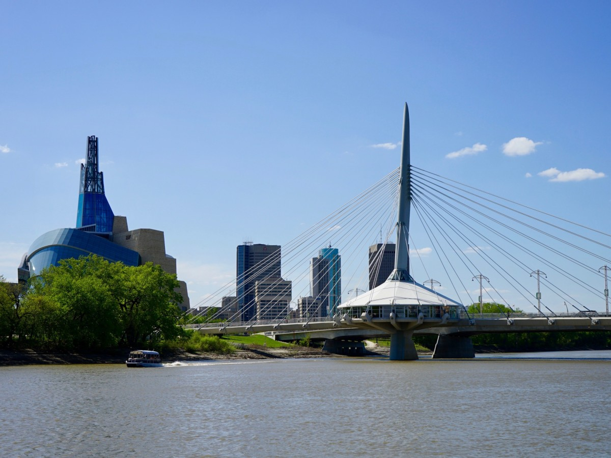 ​Help us share the Winnipeg story - Share what's great about our beautiful city.