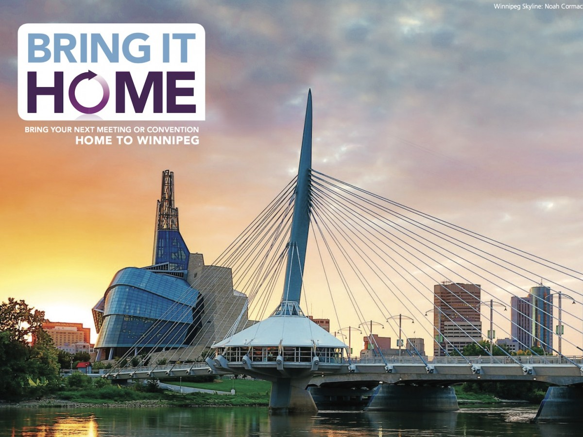 Centres of excellence can help Bring It Home - Economic Development Winnipeg's Bring It Home program has been responsible for attracting more than 100 meetings, representing a value of $41 million to Winnipeg's economy.
