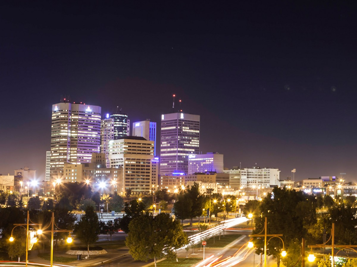 Winnipeg ICT sector in the spotlight at international forum - Global Forum / Shaping The Future 2017 takes place in downtown Winnipeg (Aaron Cohen)