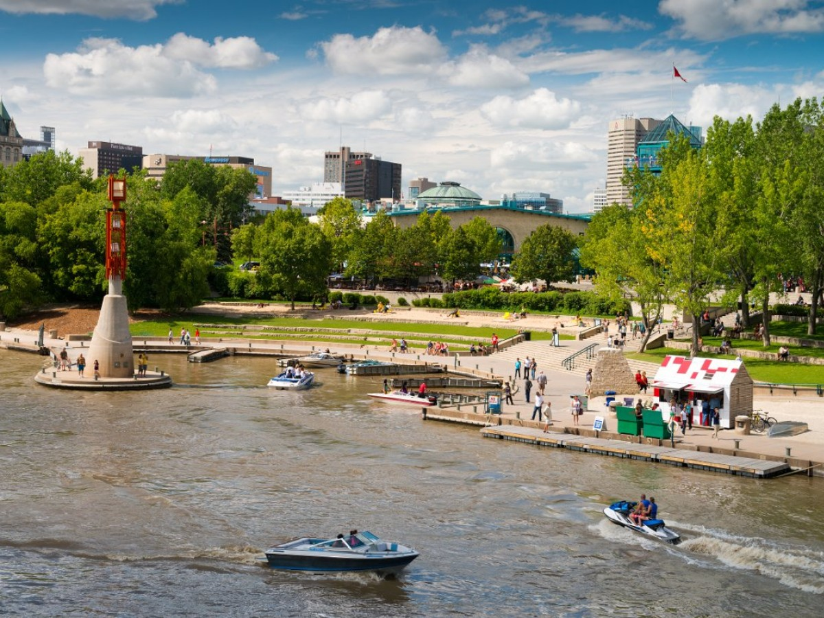 The Winnipeg advantage: Culture and arts aplenty for the hip yuppie  -