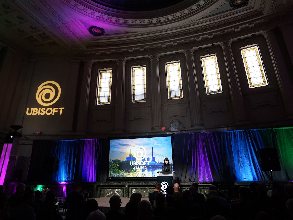 ​Ubisoft investment further demonstrates that Winnipeg is open for business - Ubisoft announces its $35 million investment in a Winnipeg studio on April 6.