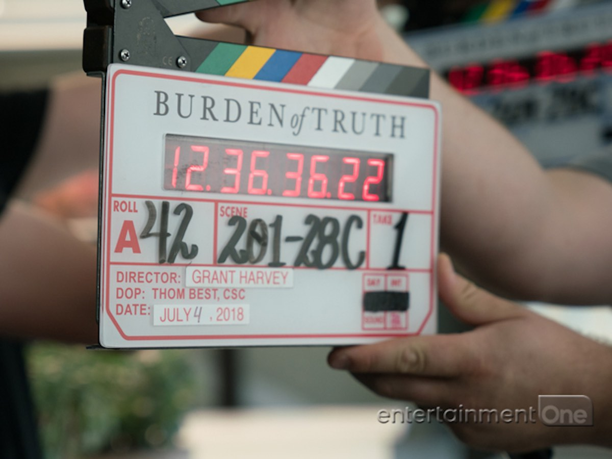 The evidence is overwhelming: Manitoba's film industry is thriving - Burden of Truth is filmed and set in Winnipeg and co-produced by Eagle Vision, a Winnipeg production company. (Credit: Shauna Townley)