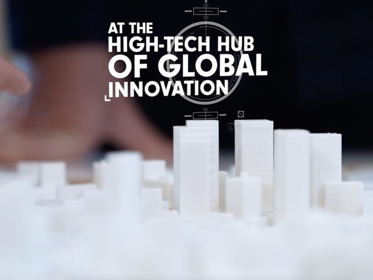 Meet Canada's new high-tech hub for global innovation - What makes Winnipeg a compelling choice to grow an ICT company? Check out our latest video for more information, then spread the word by sharing it.
