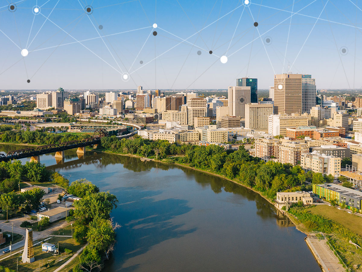 Strength in numbers  - EDW's data sets deliver information focused on the Winnipeg region and its investment readiness.