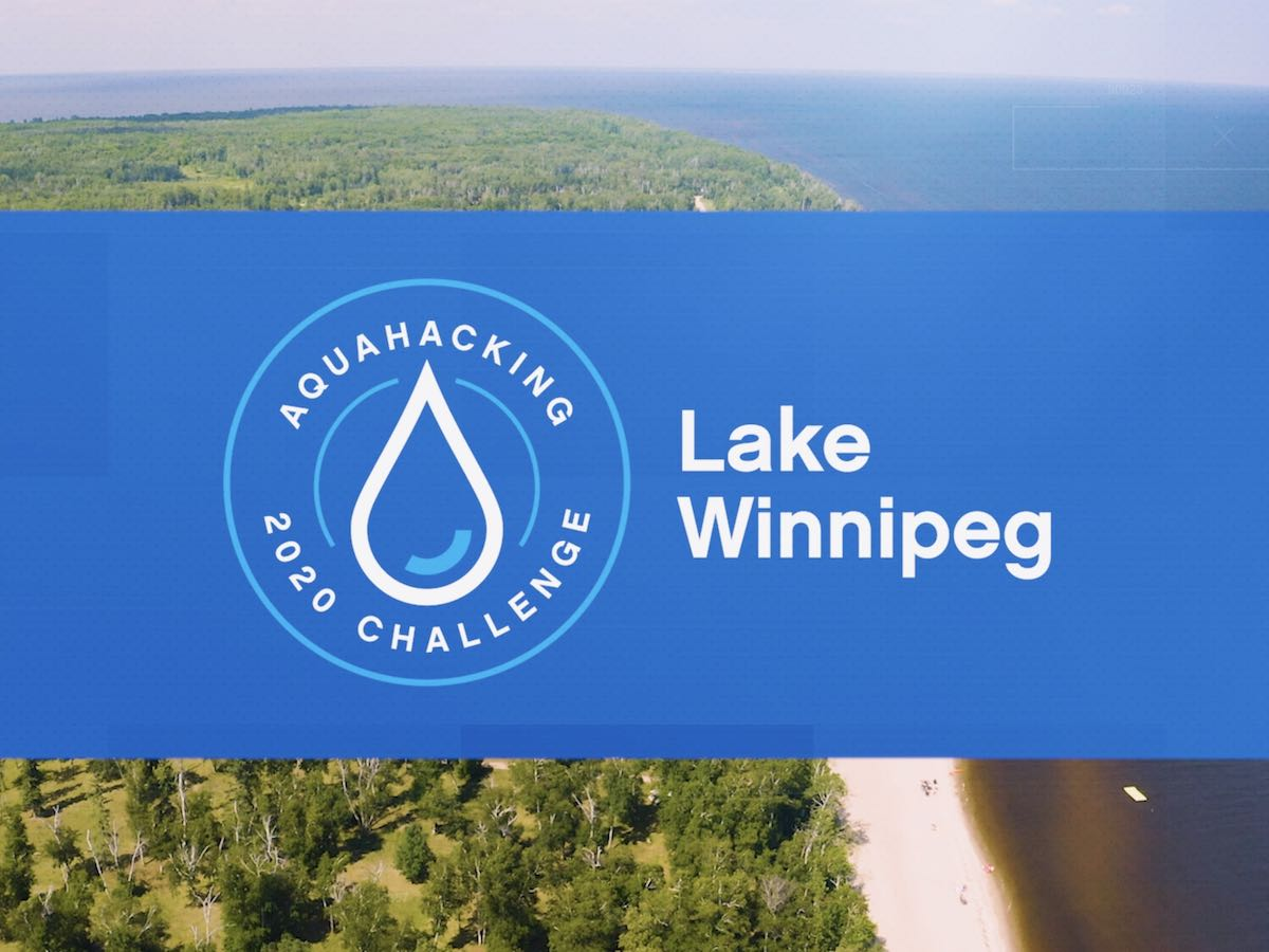 Teaming up for the environment and big business - The International Institute for Sustainable Development (IISD) and Economic Development Winnipeg are excited to launch the AquaHacking Challenge Lake Winnipeg.