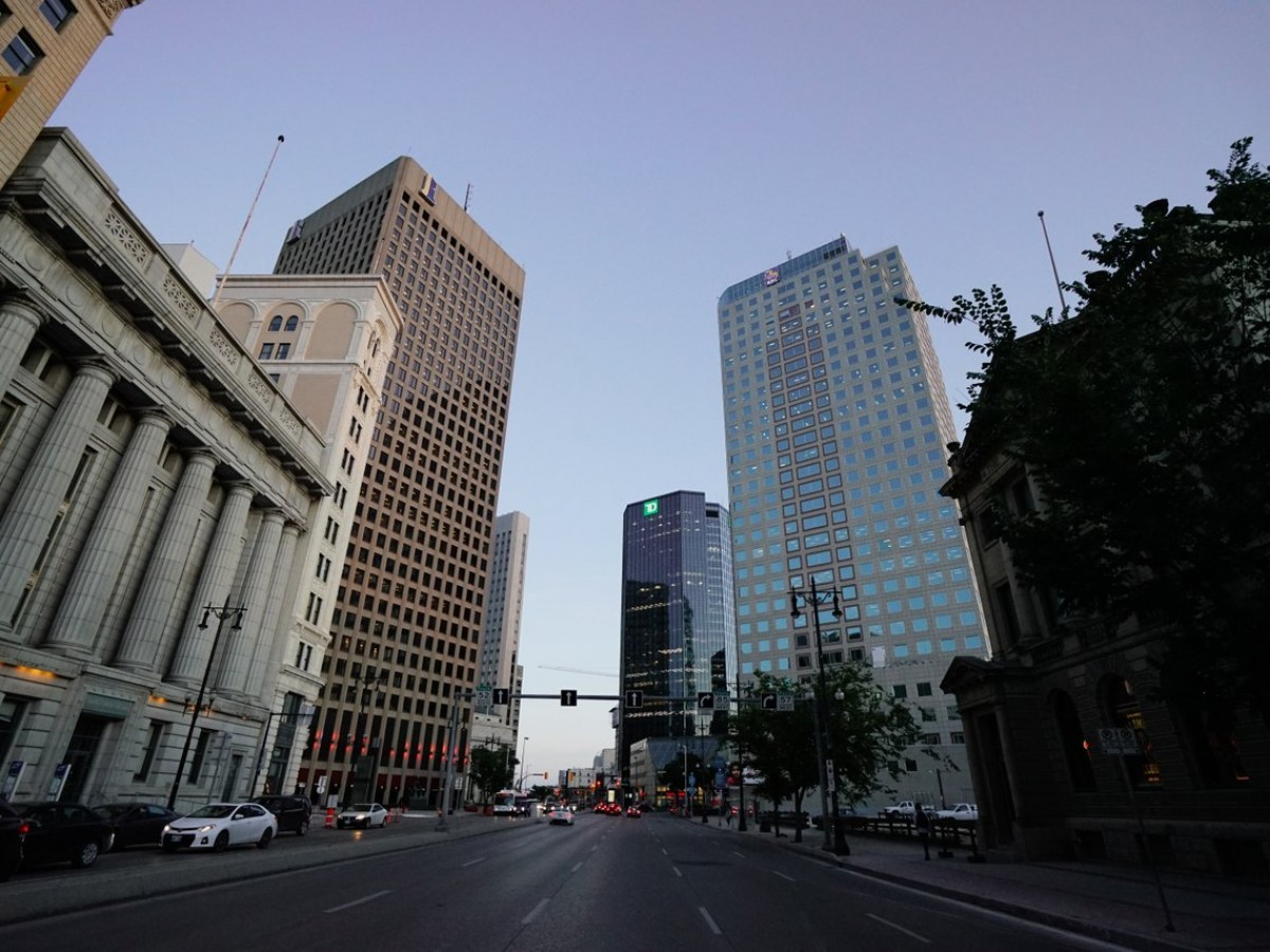 Dayna Spiring: Keeping the pilot light on for Winnipeg's economy - In uncertain times like these, it will be critical that we all work together to find a new path forward.