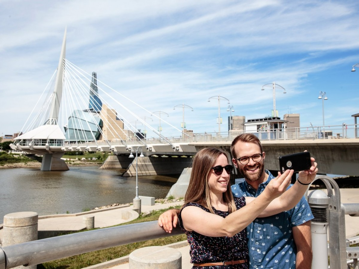 Explore and enjoy your city for National Tourism Week and beyond - Now more than ever we realize the impact of tourism on our economy and its importance to Winnipeg.Photo credit: William Au