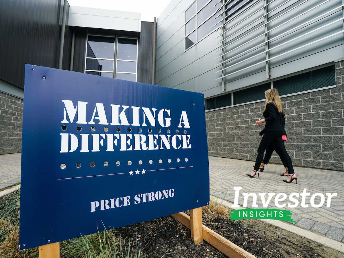 How Price Industries is leveraging its expertise during COVID-19 - Winnipeg's Price Industries has been making a difference during the COVID-19 pandemic. (Tyler Walsh / EDW)