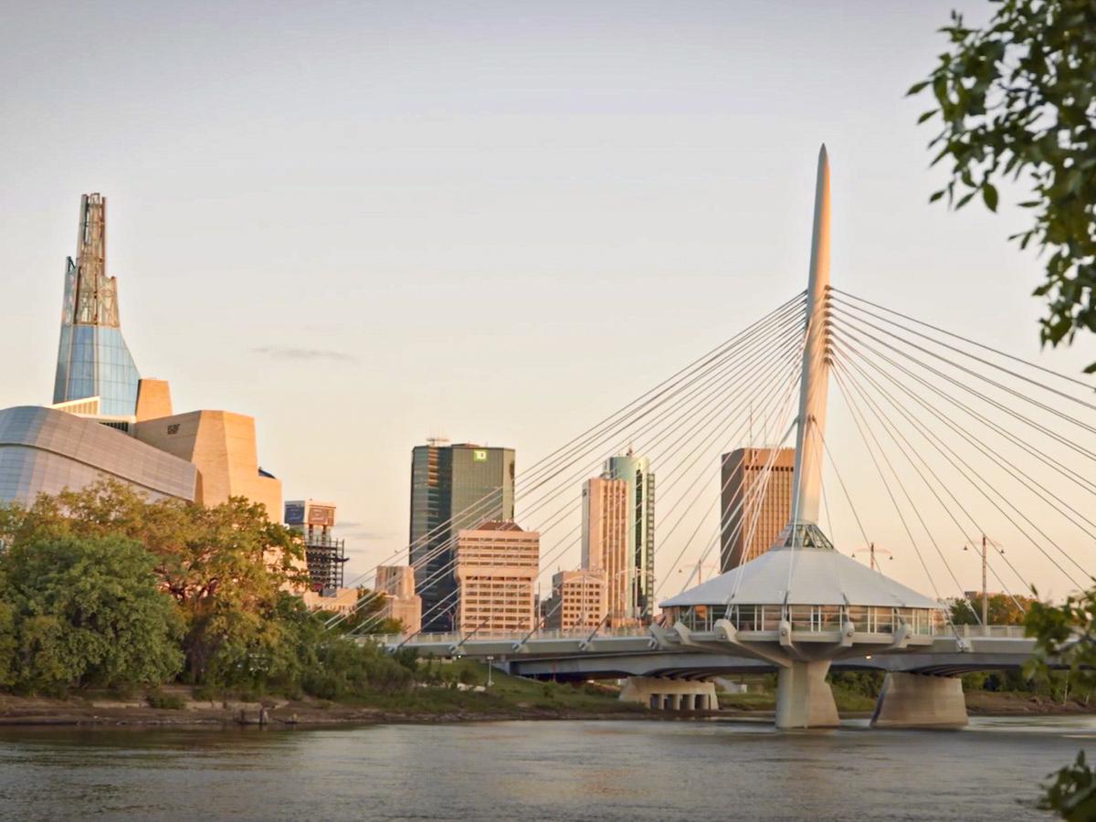 Be part of Winnipeg's next chapter -