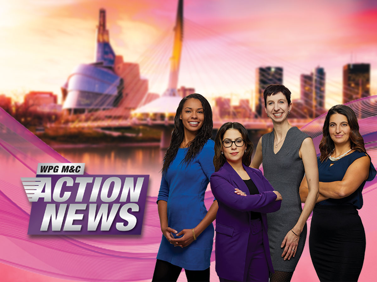 EDW's Tourism Winnipeg team receives international acclaim - The award-winning WPG M & C Action News team is ready to bring your next event to Winnipeg.