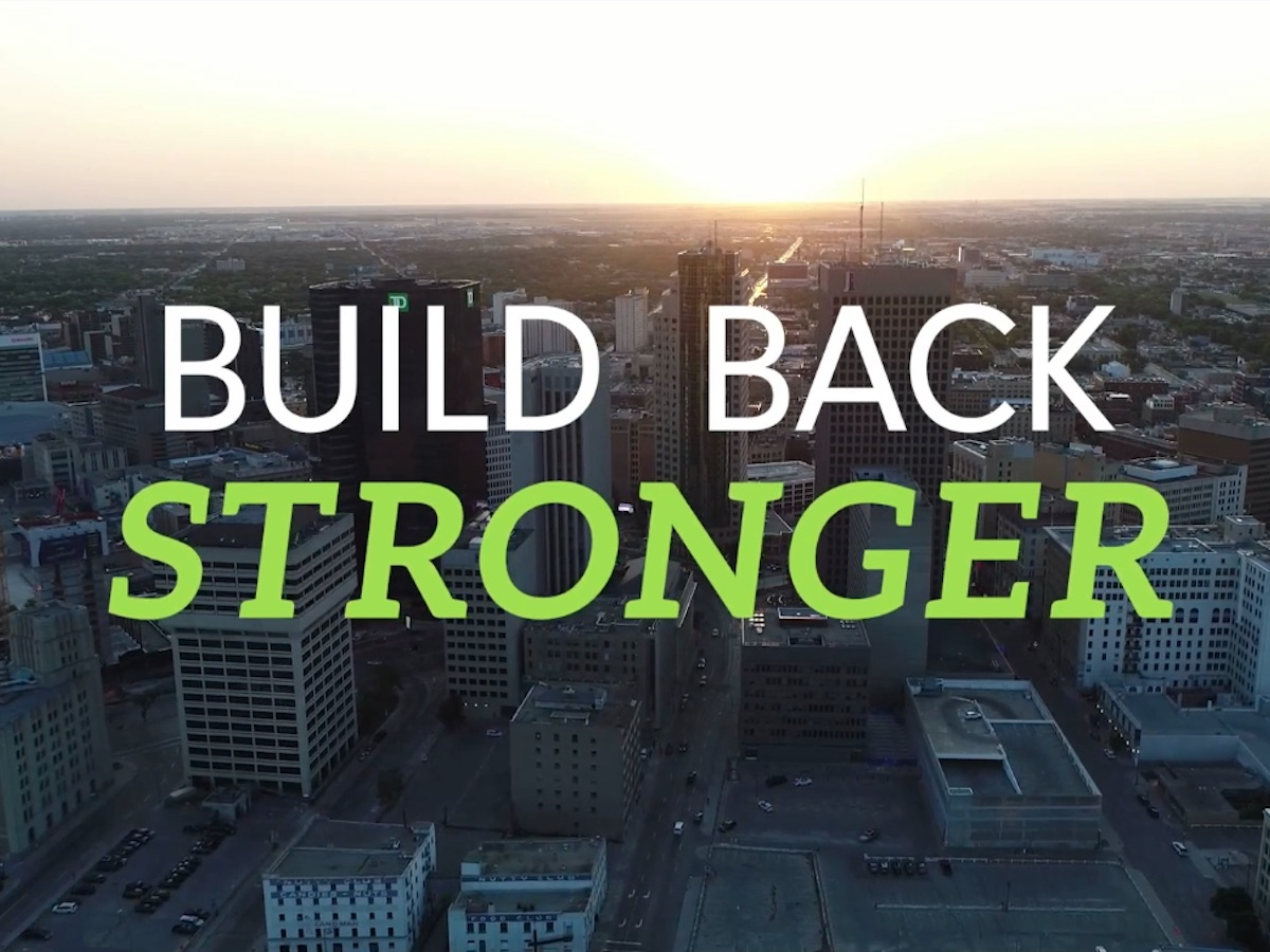 YES! Winnipeg Investor Breakfast goes online   - The theme of this year's event, which is being live streamed, is 'Build Back Stronger'