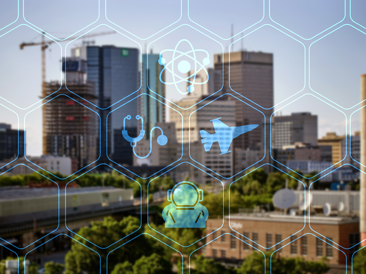 High Reliability Organization Council's innovative plans for Winnipeg - HROC is creating a Canadian headquarters in Winnipeg to better support industries like healthcare, defence and energy. (Photo Illustration)