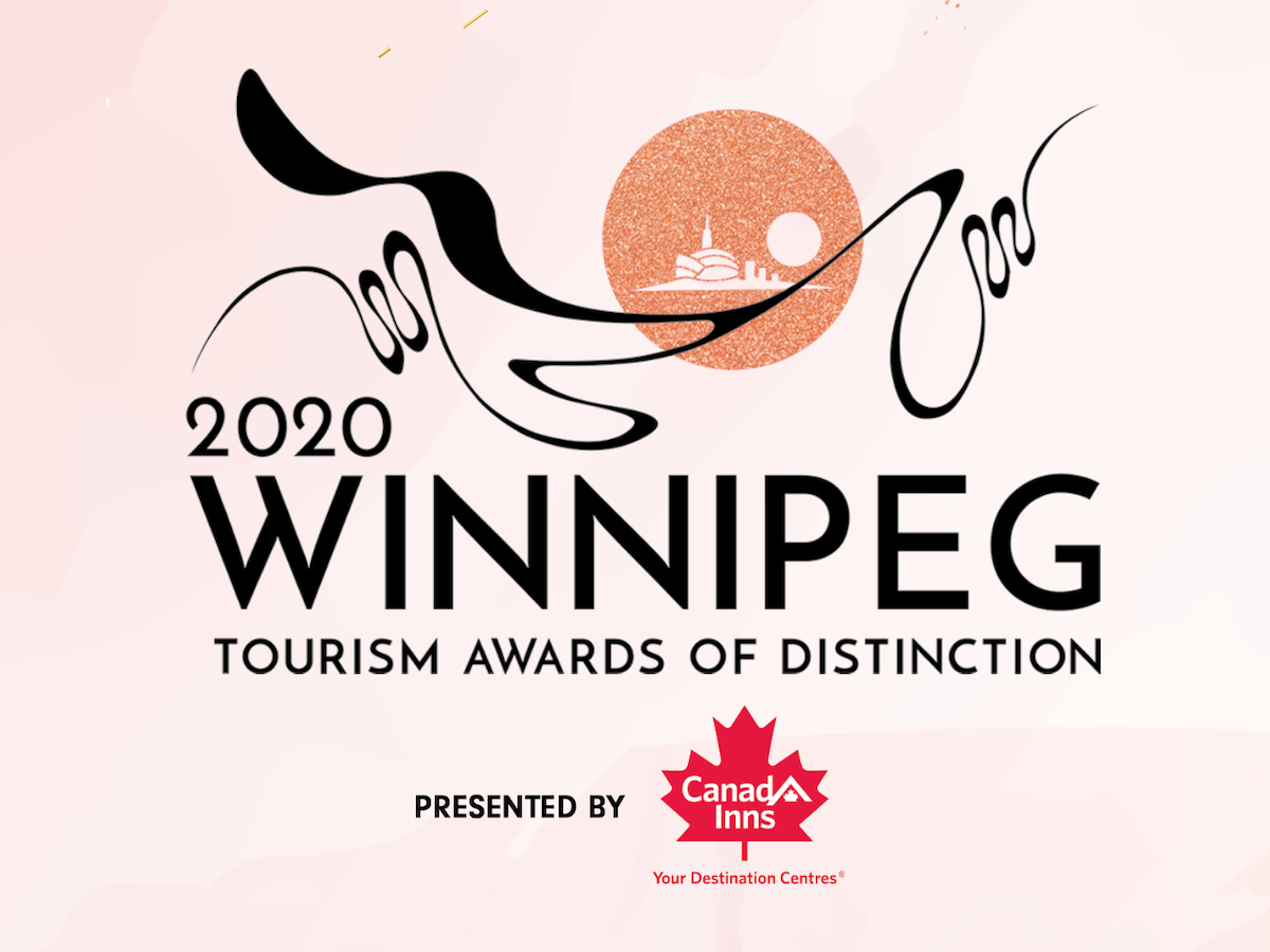 And the winner is... - 2020 Winnipeg Tourism Awards of Distinction