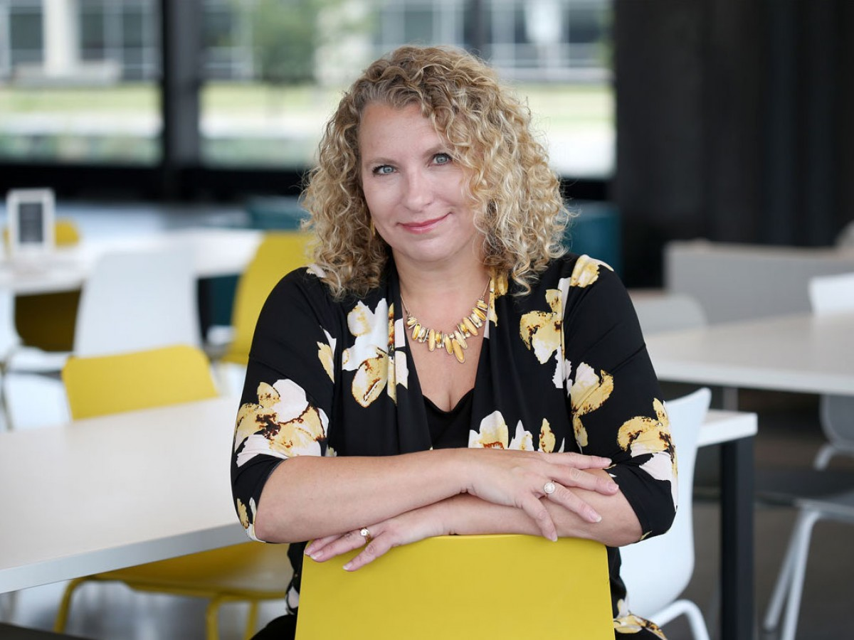 North Forge went back to its roots and it grew by 294 per cent  - Joelle Foster, CEO and an original founding member of North Forge.