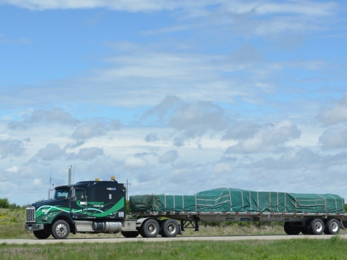 National Trucking Week 2021: Keeping our economy rolling -