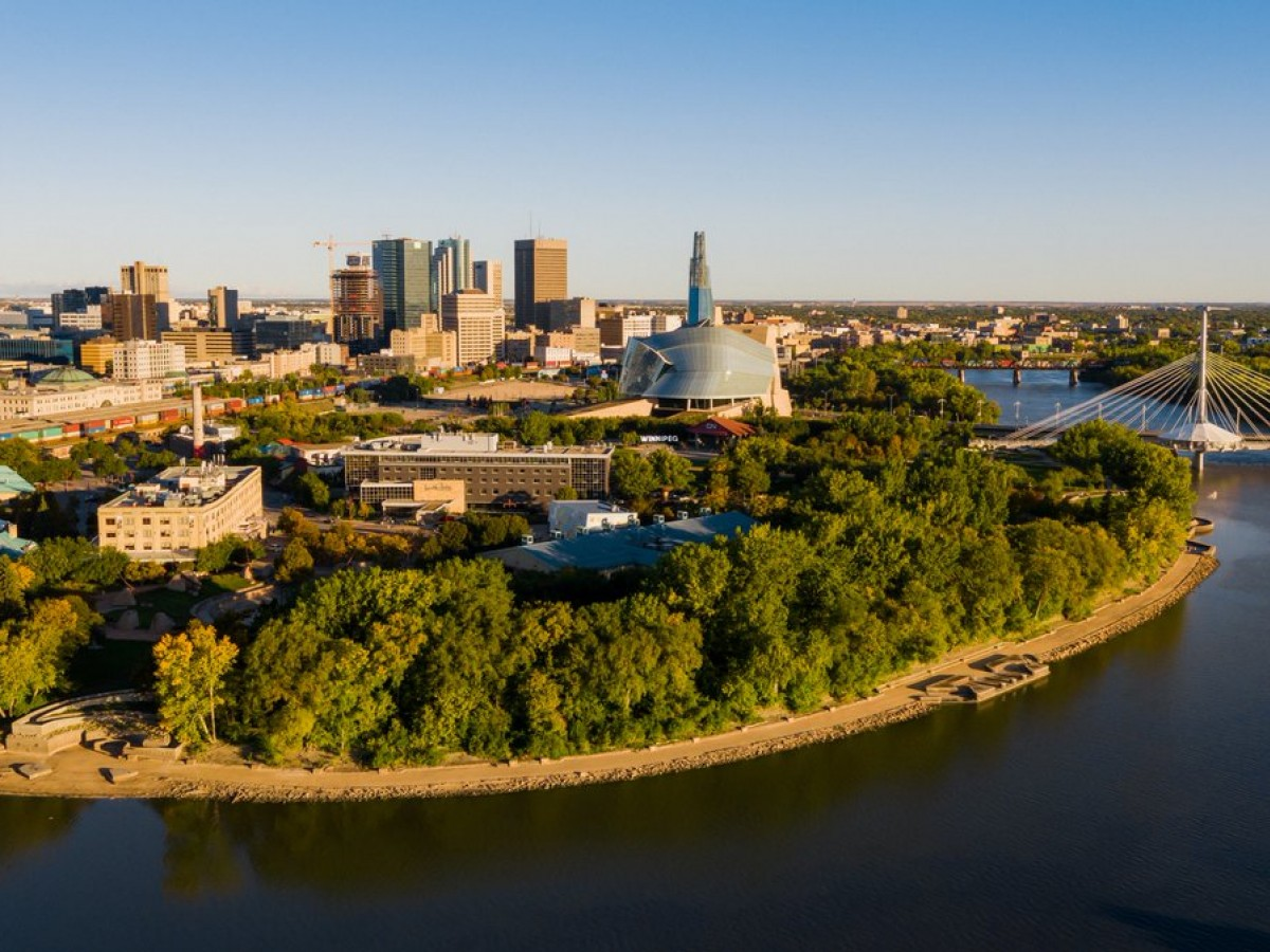 Maple Leaf cooks up a major expansion in Winnipeg - Photo by: Mike Peters