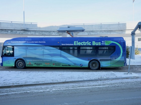 How New Flyer Industries makes the most of a Winnipeg winter