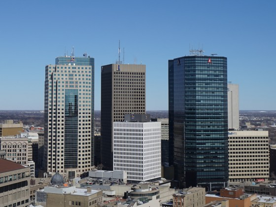 ​Winnipeg is building and we want you to be a part of it