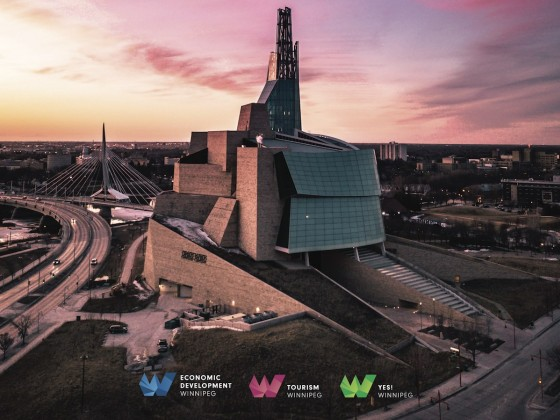 ​The secret's out about Winnipeg