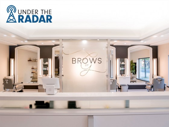 Under the Radar: Brows by G