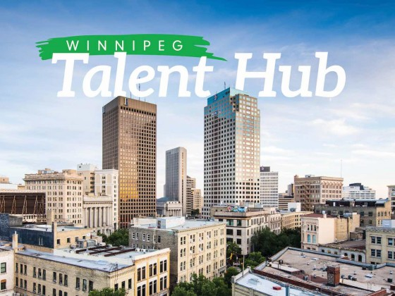 YES! Winnipeg to launch the 'Winnipeg Talent Hub'