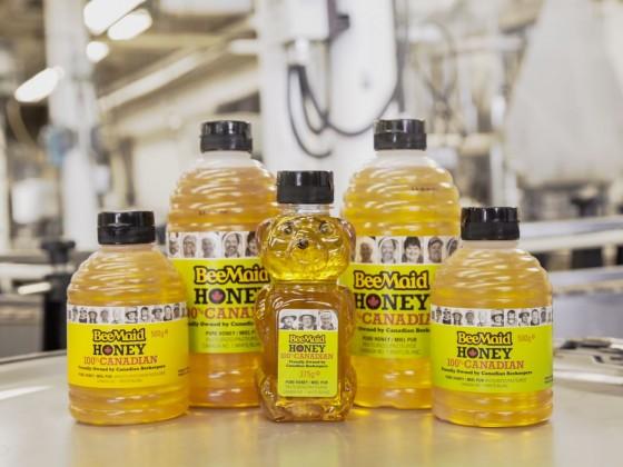 Bee Maid Honey manufactures sweet success in Winnipeg