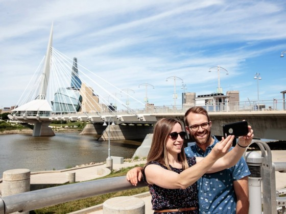Explore and enjoy your city for National Tourism Week and beyond