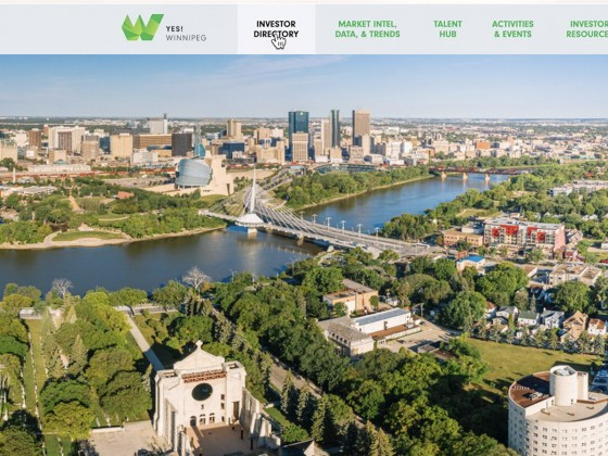 ​Introducing the new YES! Winnipeg Investor Portal