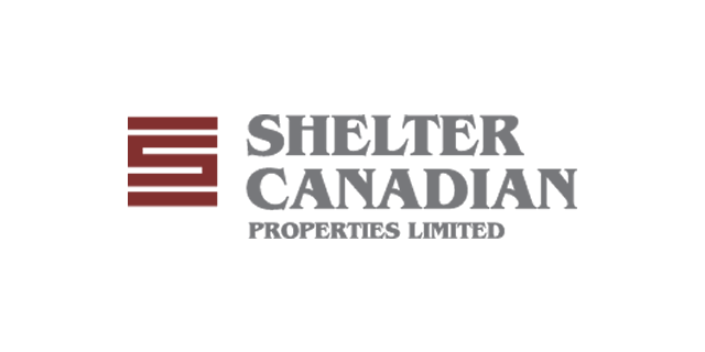 logo - Shelter Canadian Properties Limited
