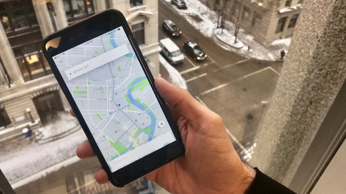 Winnipeg reveals plan to allow Uber, Lyft to operate alongside taxis as early as March