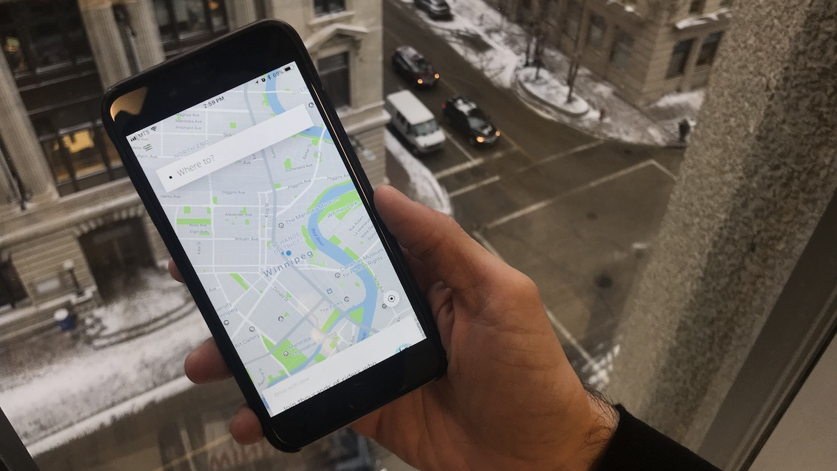 Winnipeg welcomes Uber: ride-hailing approved by city council