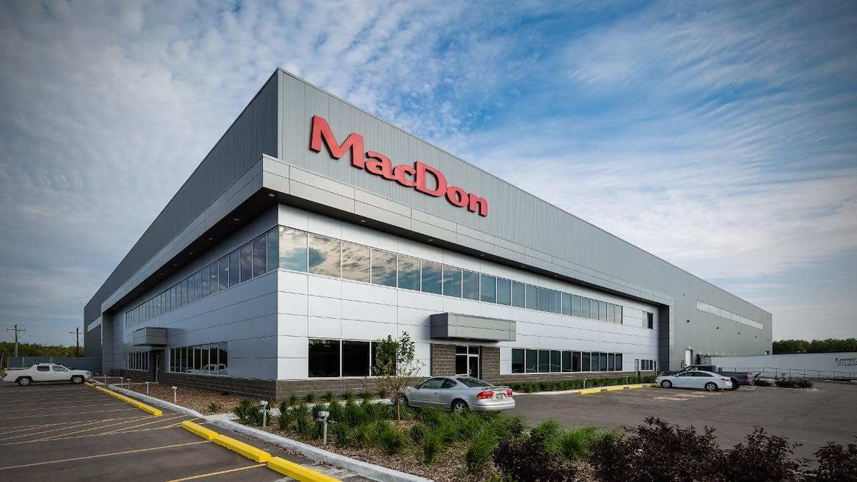 Linamar reaches $1.2 billion deal to buy Winnipeg agriculture manufacturer MacDon