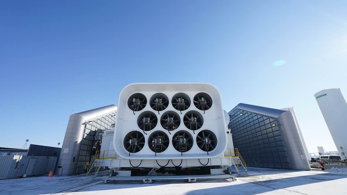 ​GE opens upgraded aircraft engine testing facility