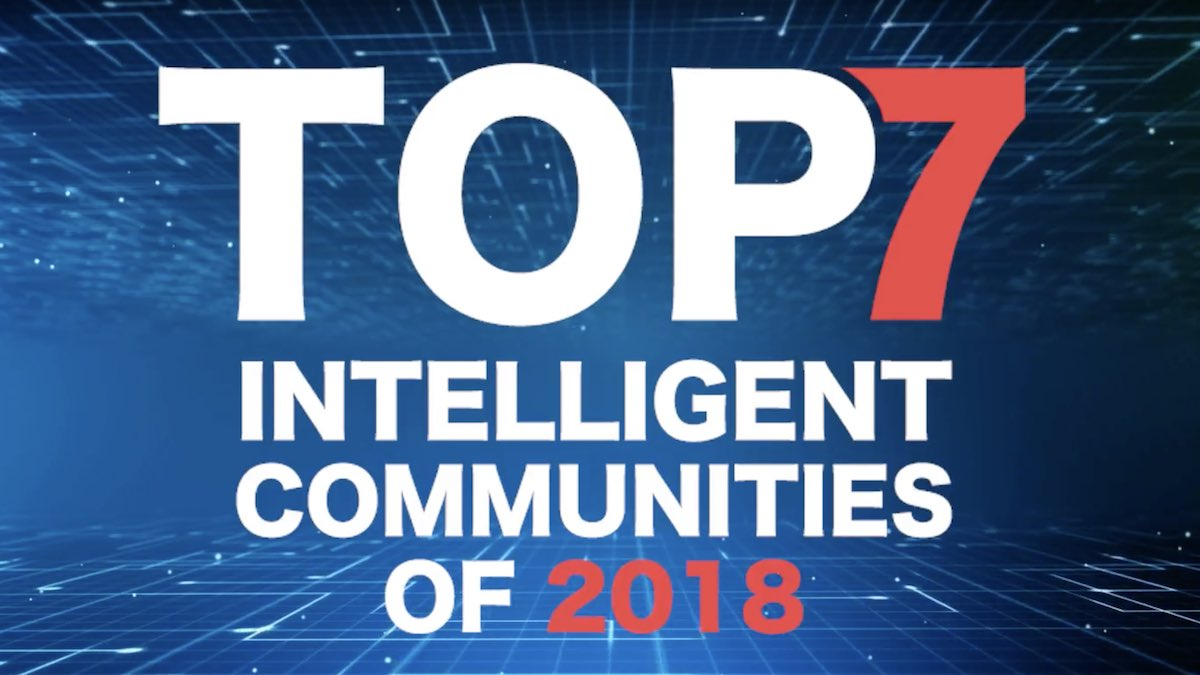 ​Winnipeg a finalist on intelligent communities list