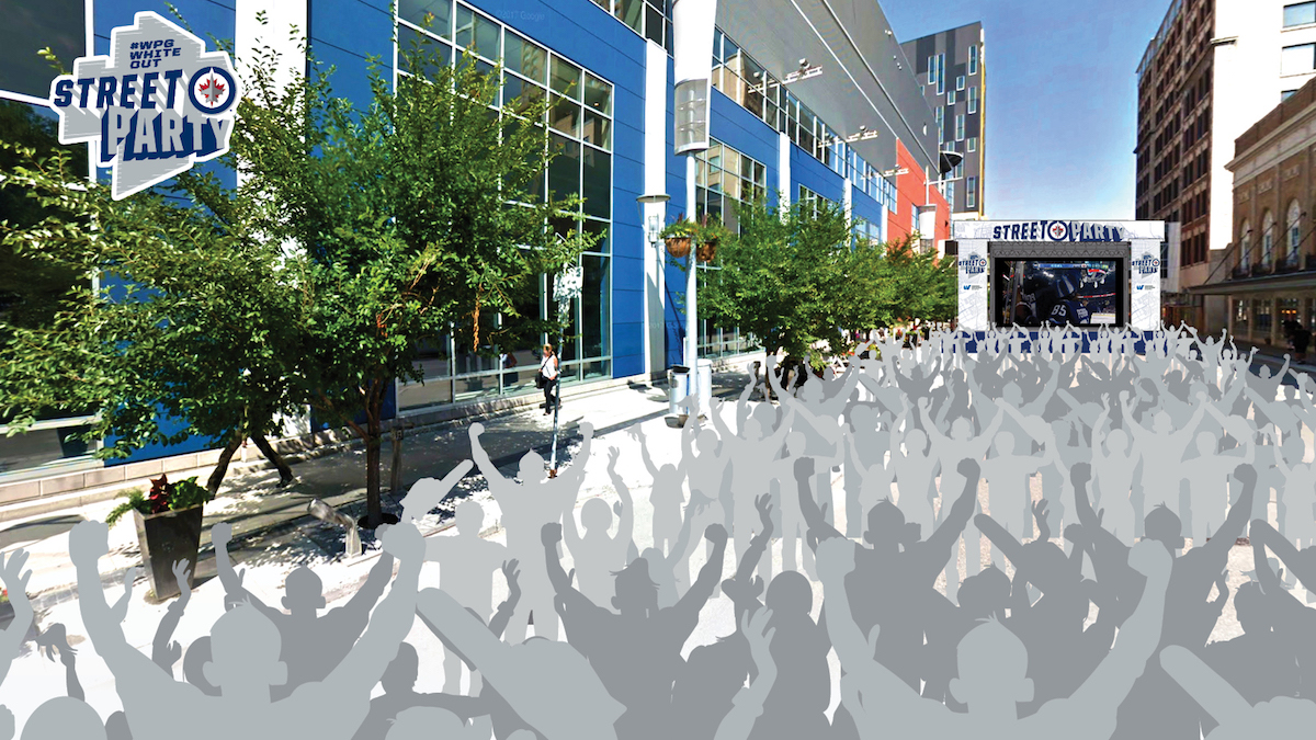 Economic Development Winnipeg announces Winnipeg Whiteout Street Party