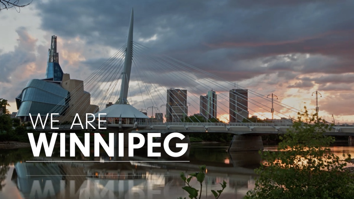 VIDEO: We Are Winnipeg: Sharing our Winnipeg Whiteout passion with the world