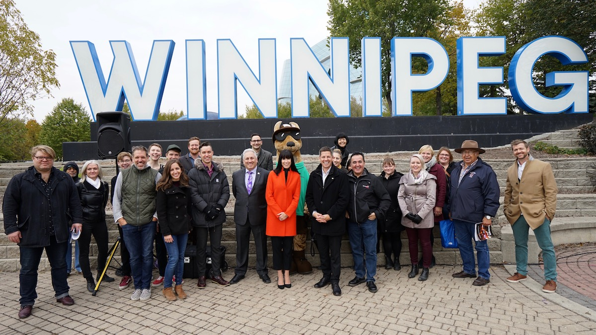 ​Winnipeg named international festival and event city