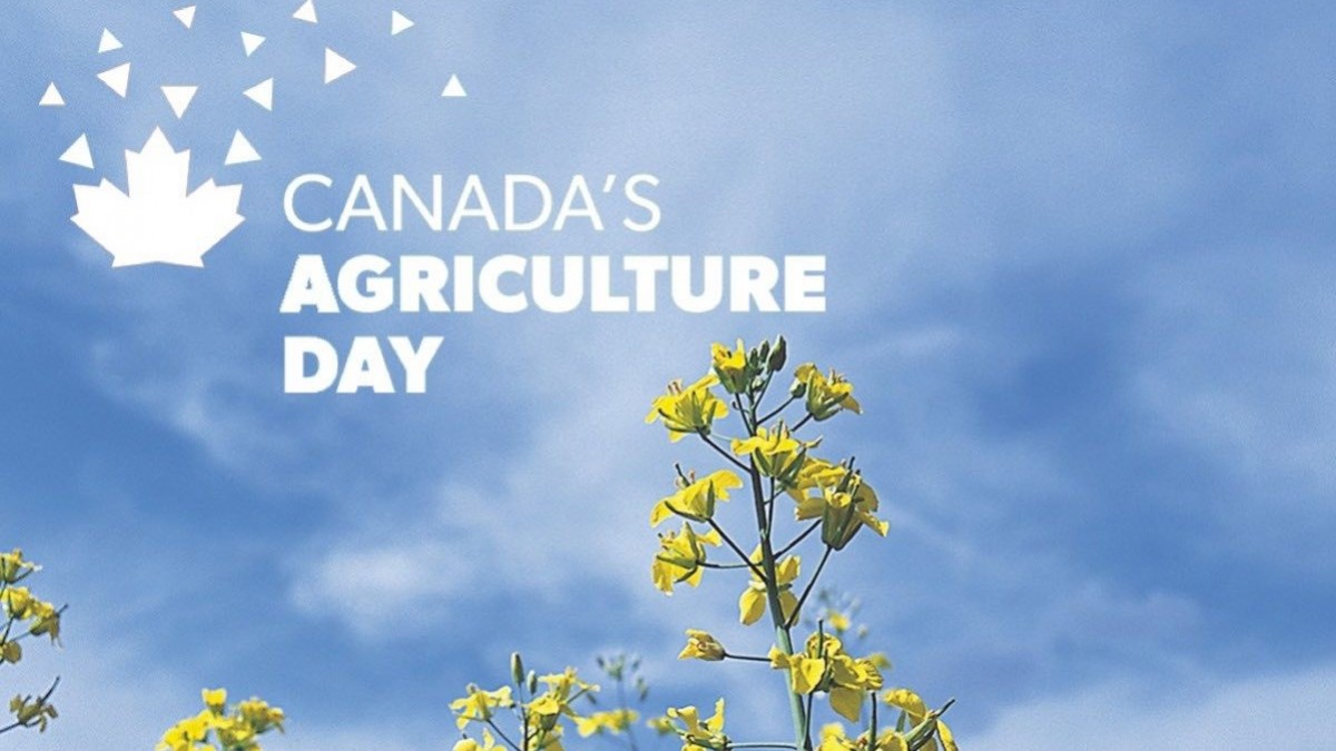 Here are some impressive agriculture facts about Winnipeg and Manitoba to share on Canada's Agriculture Day