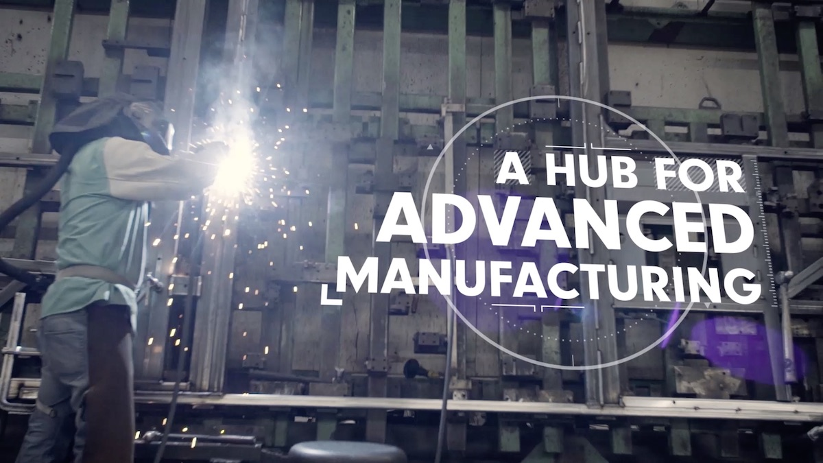 Video: Winnipeg is a hub for Advanced Manufacturing