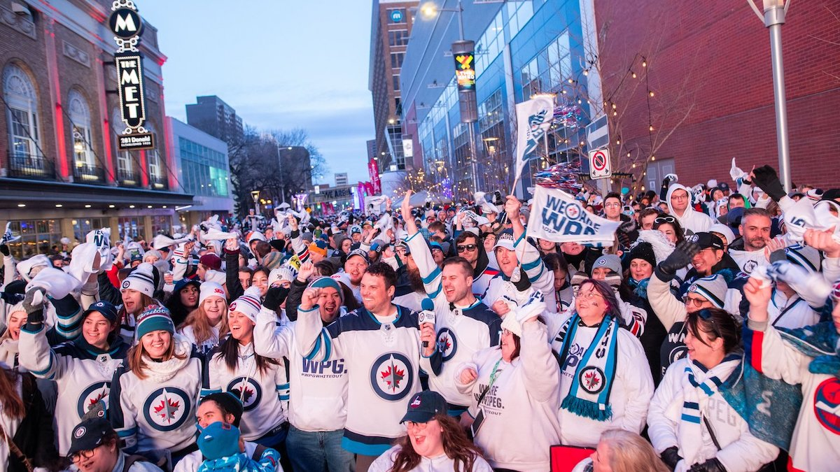 2019 #WPGWhiteout Street Parties brought city together