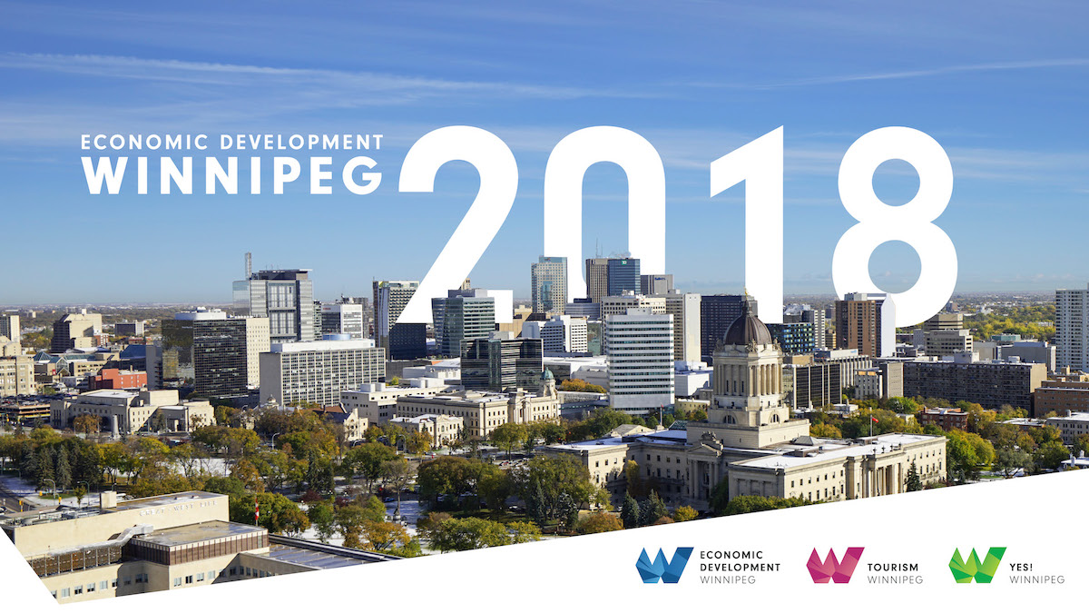 Economic Development Winnipeg releases 2018 annual report