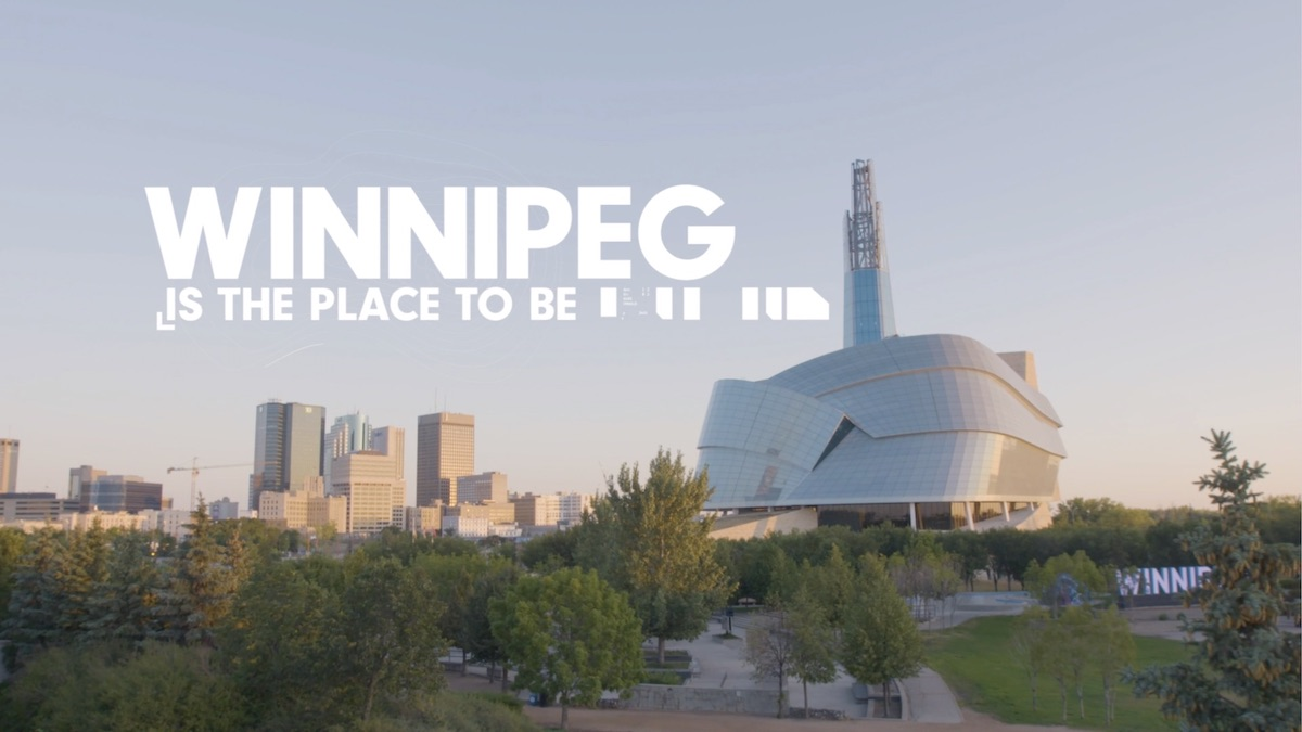 New video launched: Winnipeg is a high-tech hub for global innovation