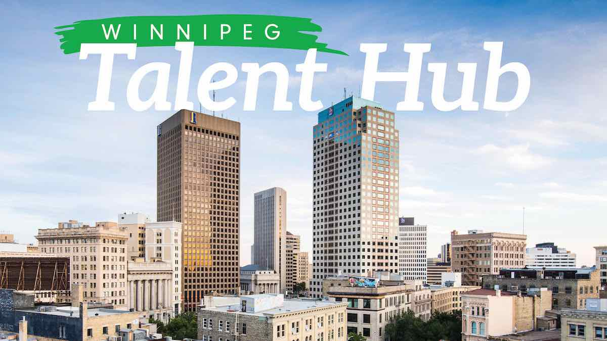 YES! Winnipeg to launch 'Winnipeg Talent Hub'