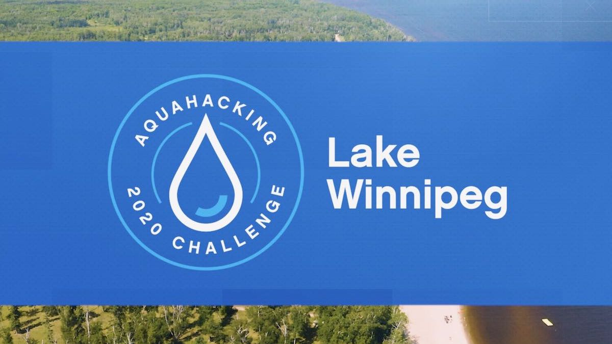 Get ready to hack Lake Winnipeg