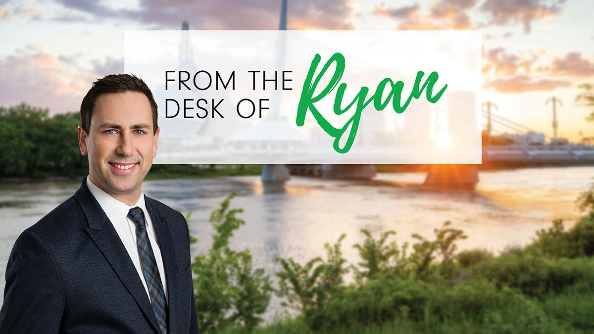 From the desk of Ryan: Working together on the face of adversity