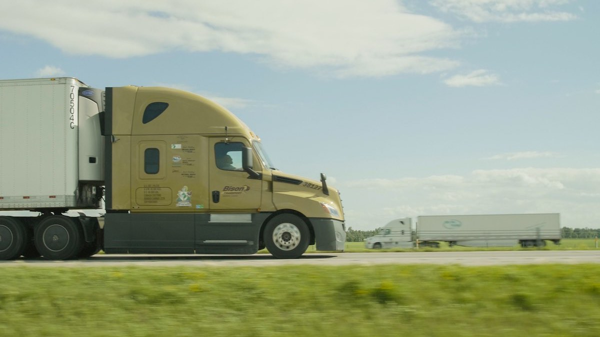 National Trucking Week: Manitoba's trucking industry drives our economy forward