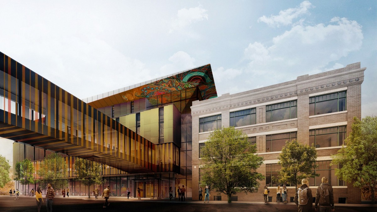 The science and beauty behind RRC's Innovation Centre