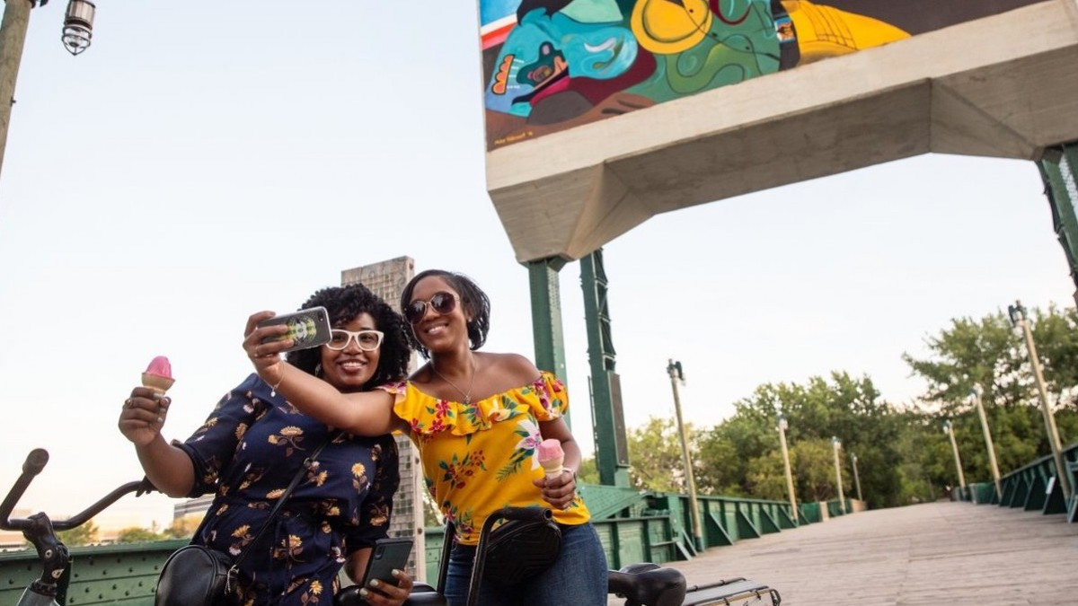 Media Release: For Tourism Week, we're celebrating the people and places that make Winnipeg special